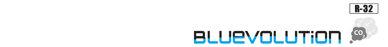Bluevolution, CO2 and R-32